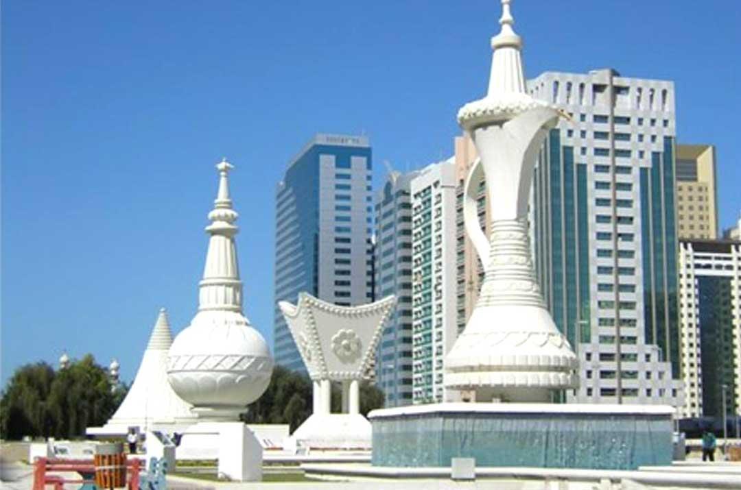 The Delcambres in Abu Dhabi