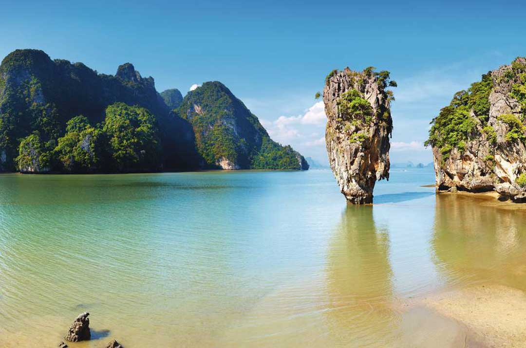 Thailand With Bali Adventure Tours Trans Global Tours